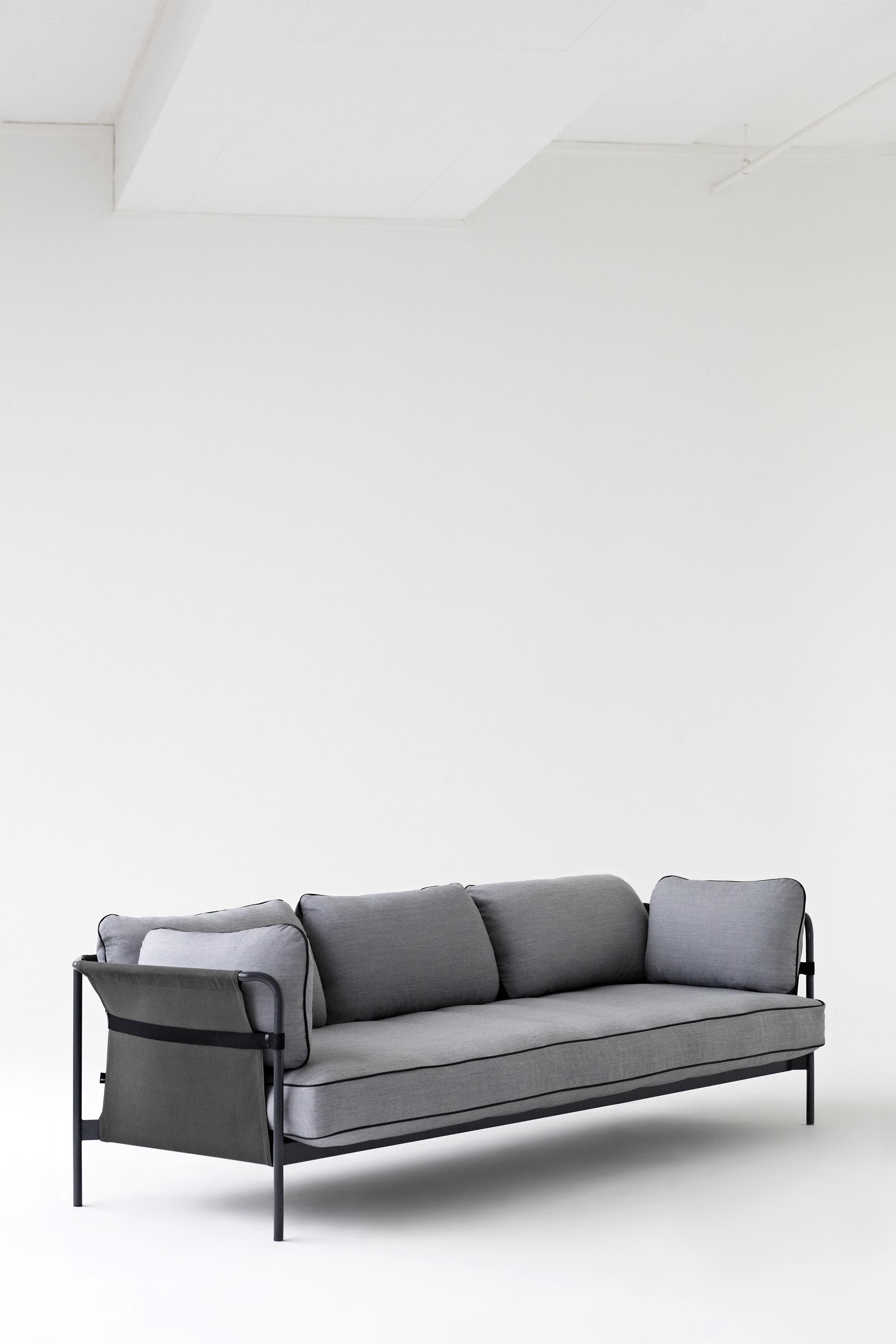 Bouroullec brothers design flat pack Can sofa for Hay s 2016 collection Furniture Seating3 Pinterest