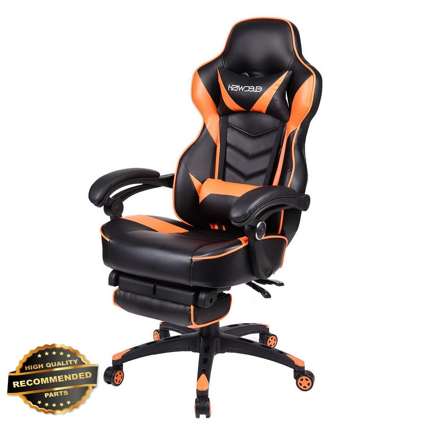 Strange Ellyly High Back Racing Computer Gaming Chair Ergonomic Ncnpc Chair Design For Home Ncnpcorg