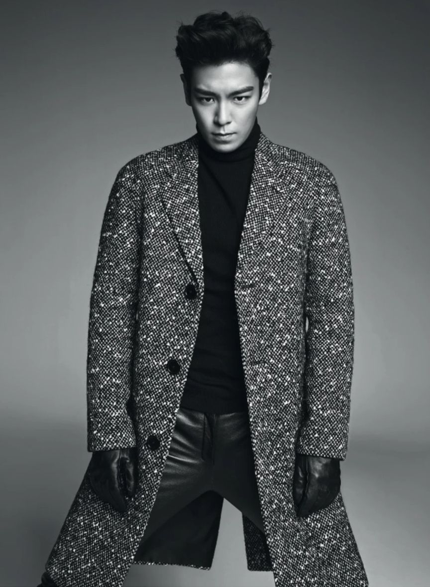 T.O.P for High Cut Magazine |132  2014.08.26~09.11