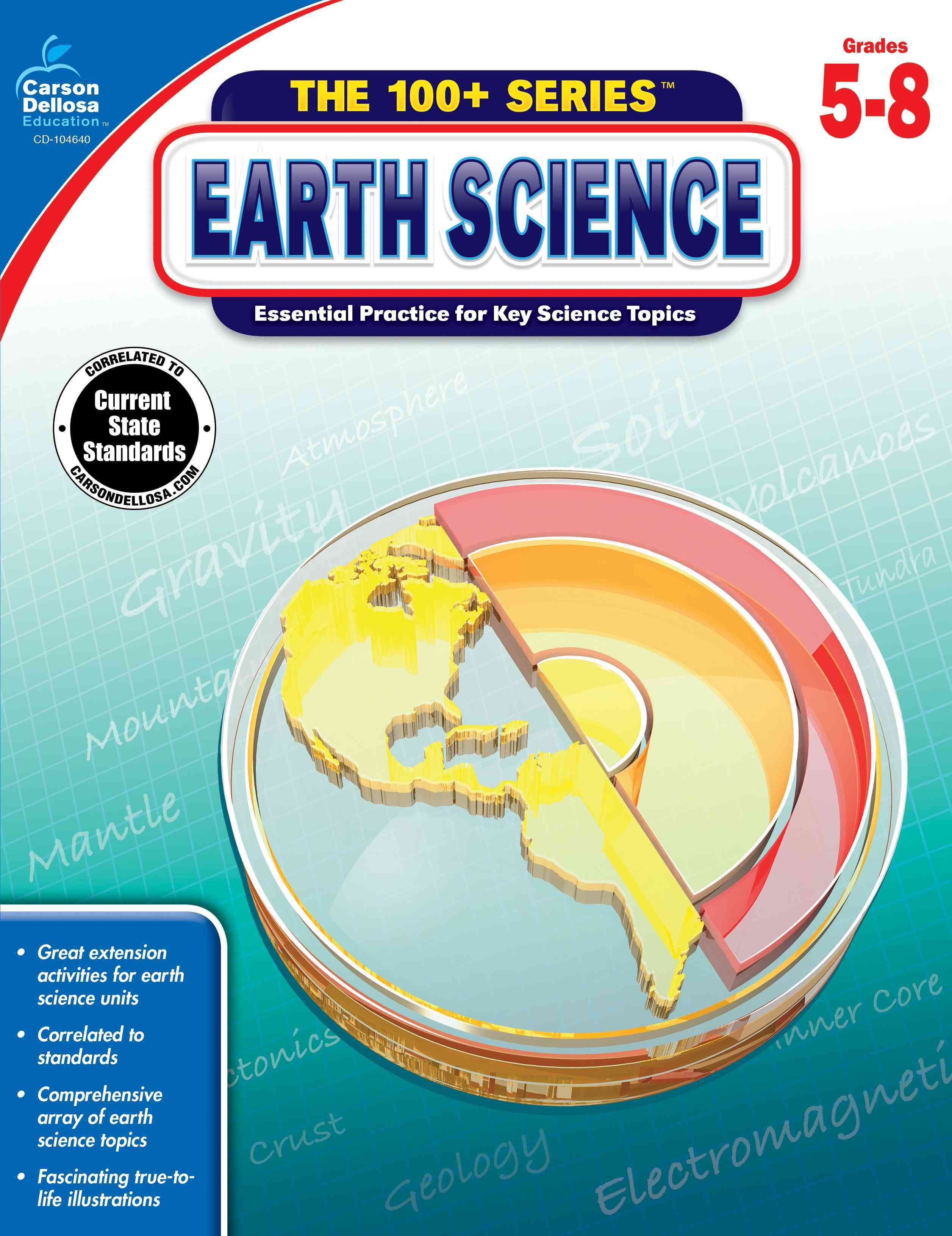 Earth Science Grades 5 8 Products Pinterest
