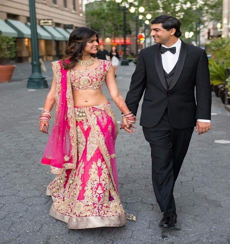 Buy Hindi Wedding Dress