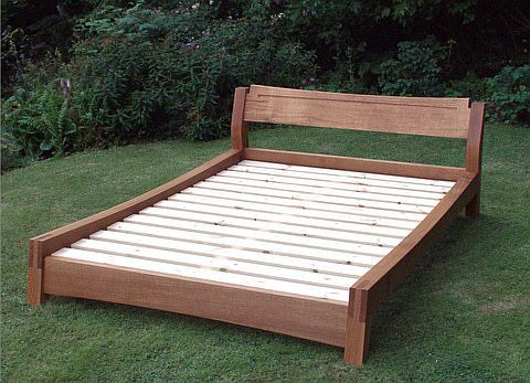Exceptionnel Low Double Bed