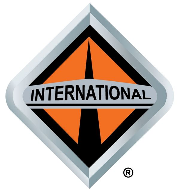 International Trucks Logo Vector Eps Free Download Logo Icons