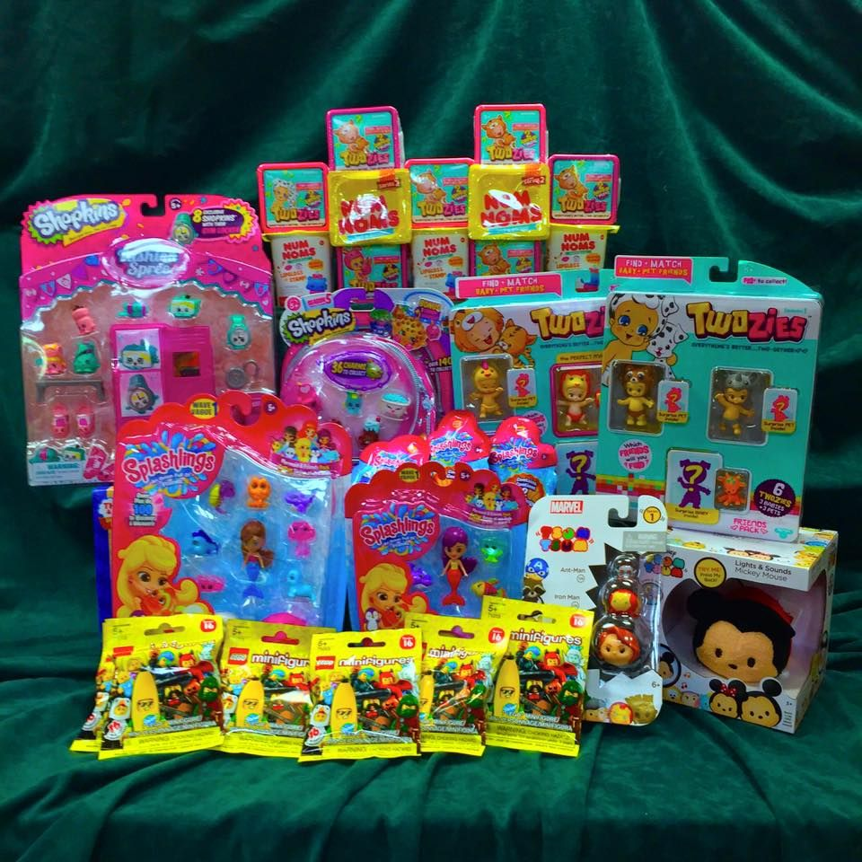 Tons Of Toys Has All The Things Season 5 Shopkins