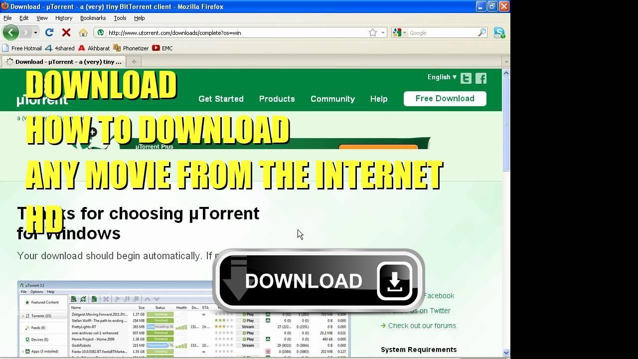 downloader movie youtube