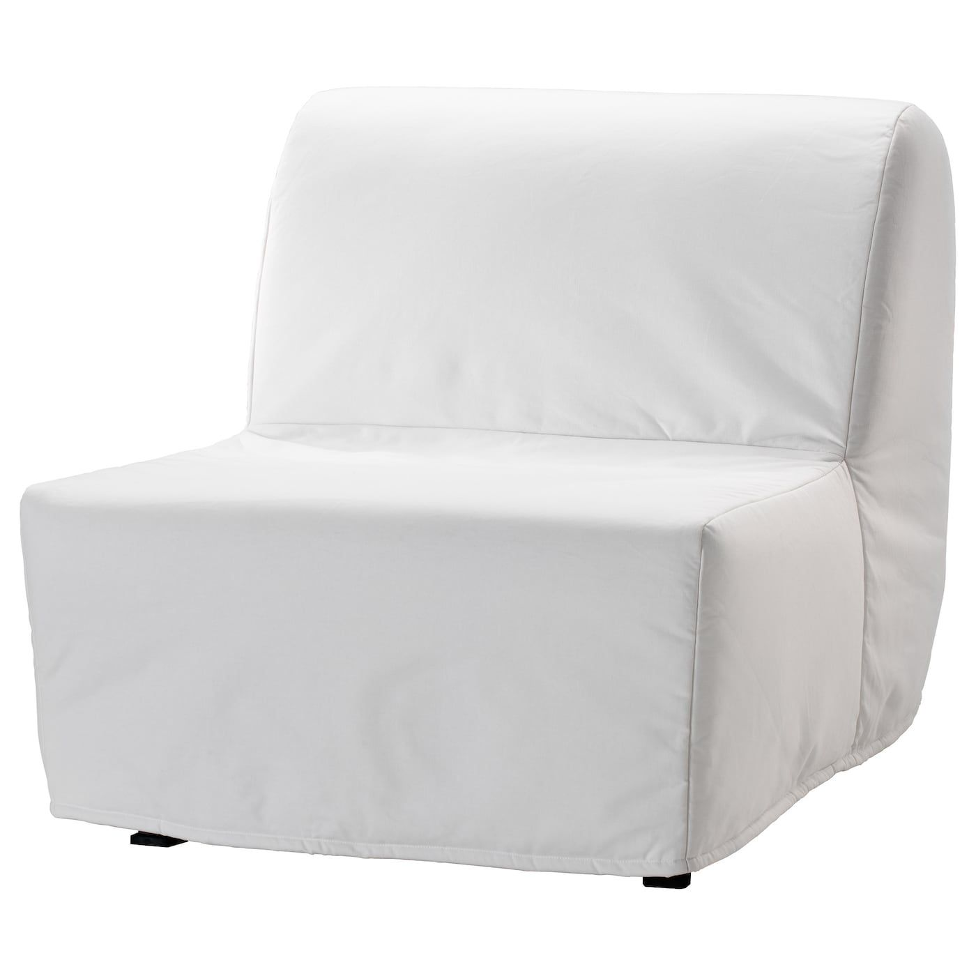 Lycksele Lovas Chair Bed Ransta White Ikea Sofa Bed Chair Bed