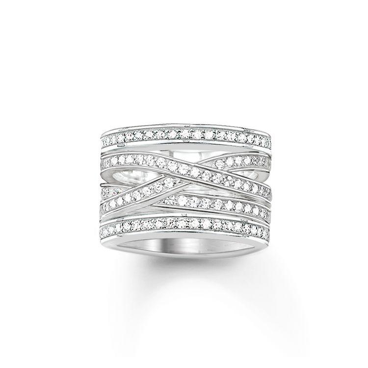 Ring – TR2013 – Women – THOMAS SABO