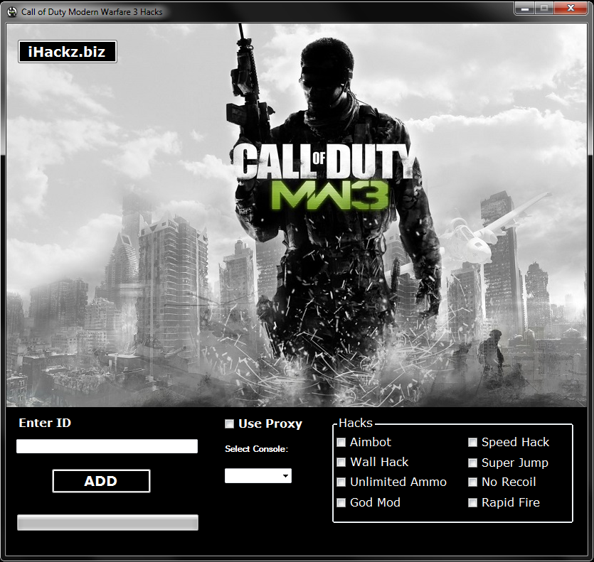 Call Of Duty Modern Warfare 3 Cheats Call Of Duty Modern