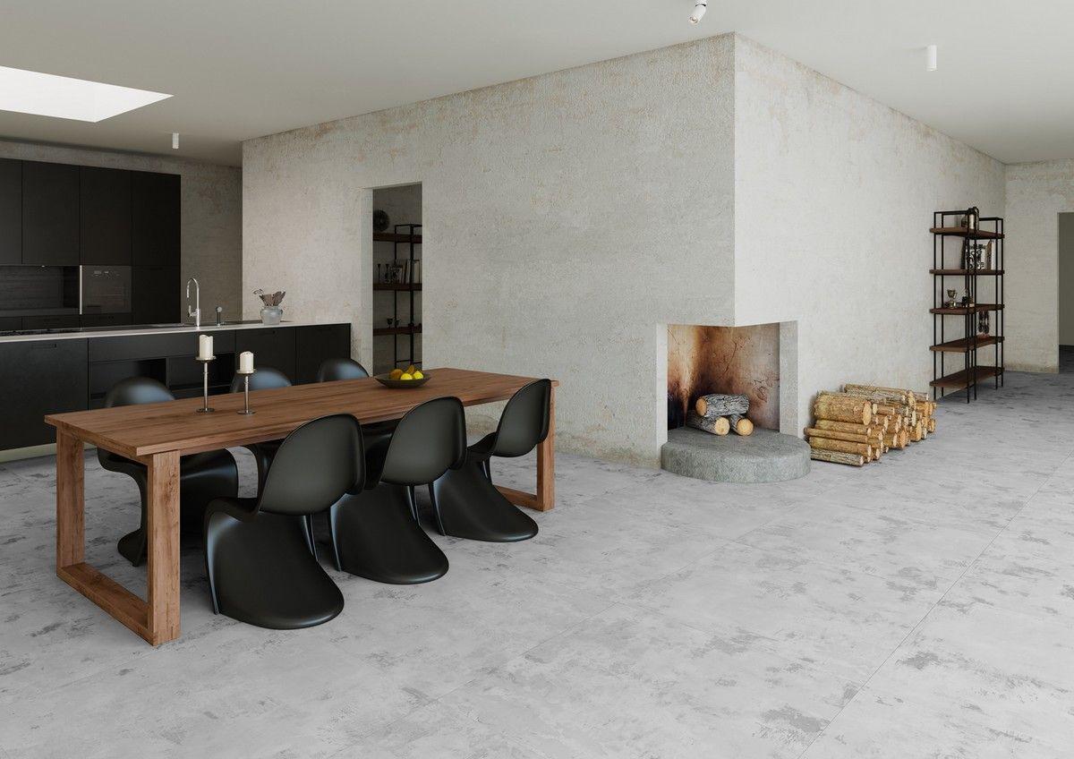 Mood Le Carrelage Effet Metallise Tanguy En 2020 Carrelage Gres Cerame Decoration Maison Plinthes