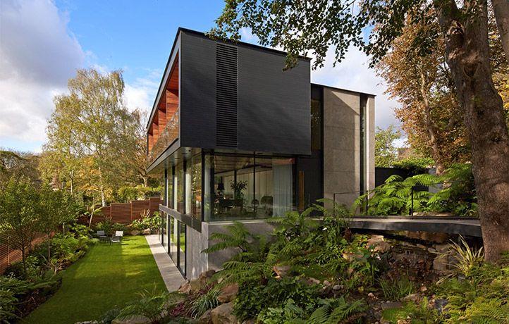 Grand Designs Park Homes House Seasons Architecture