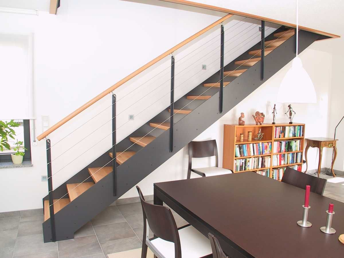 hpl treppe im wohnraum treppe eingang pinterest escalera. Black Bedroom Furniture Sets. Home Design Ideas