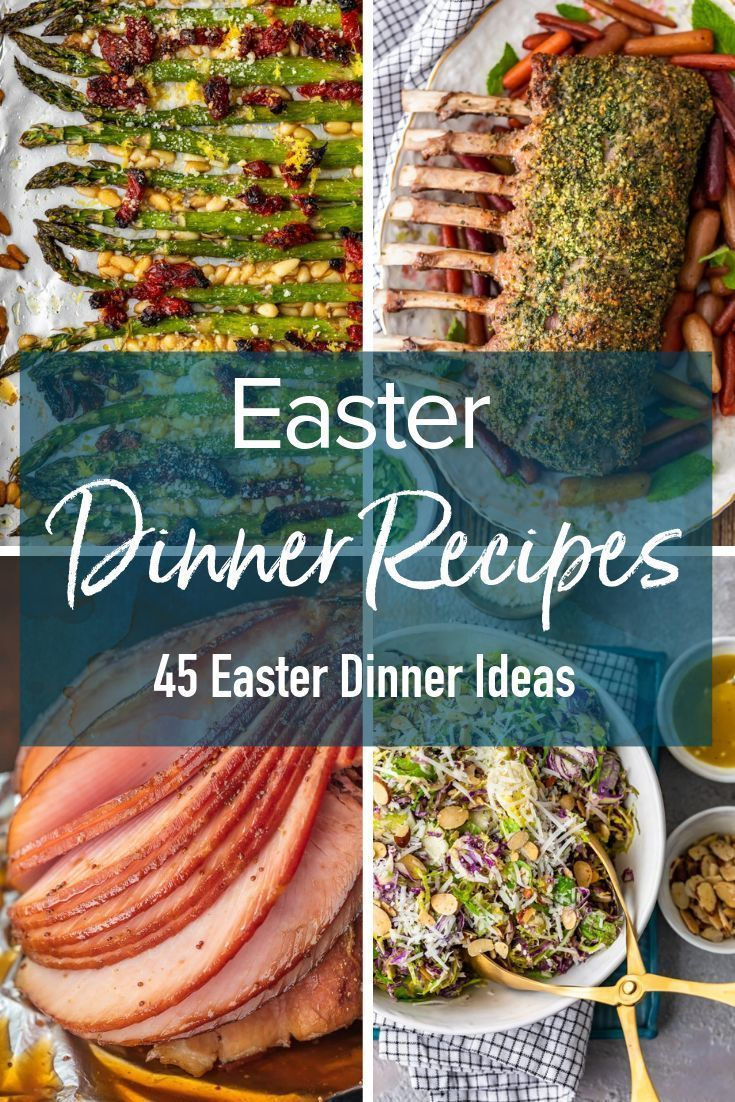 Photo of The Easter dinner is one of the best celebrations of the year! Try out some of t…