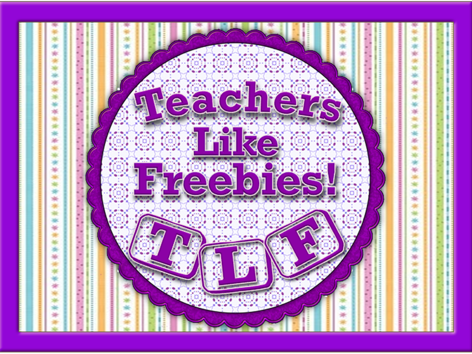 All teachers like to get freebies, right?  Well I've started a new blog that will feature new freebies each week, starting this Sunday.  Come check out the new site and make sure to follow, to be notified when new freebies are posted.  All teachers and homeschoolers welcome!  http://teacherslikefreebies.blogspot.com/