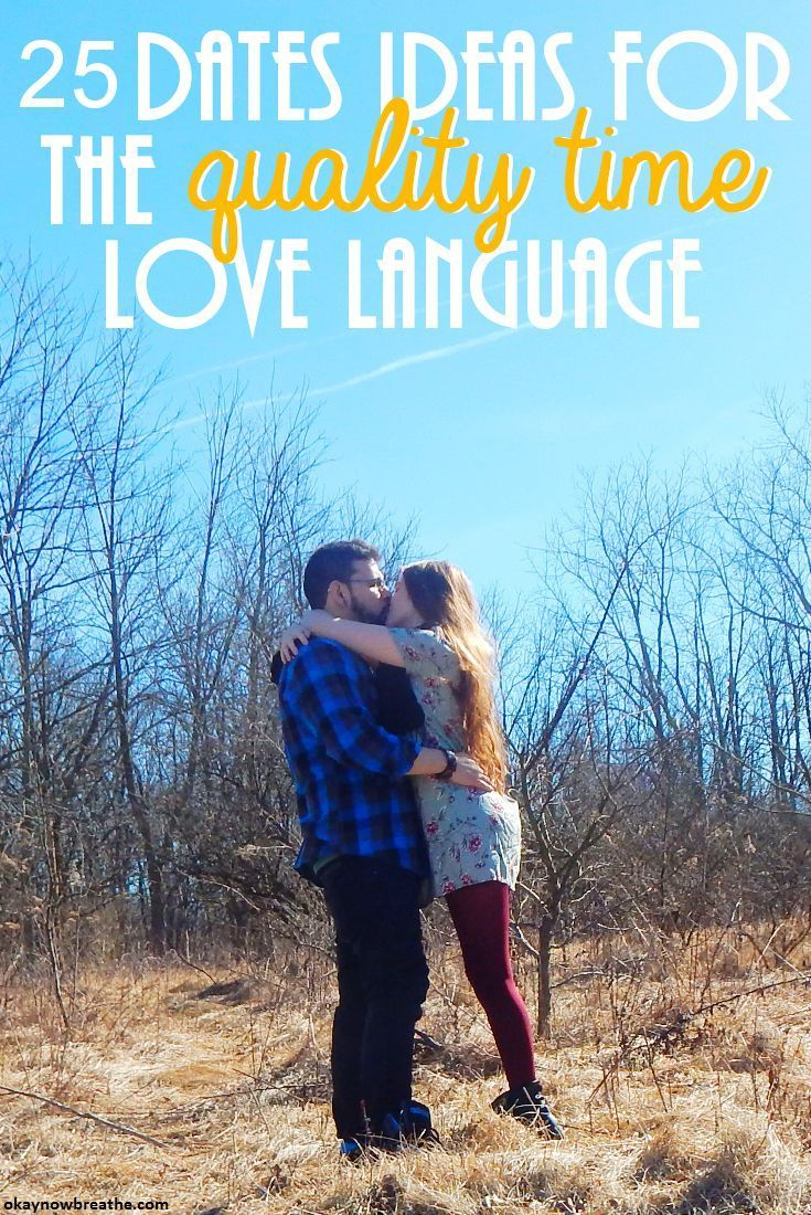 5 love languages physical touch for dating couple standing