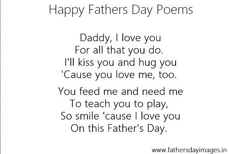 Fathers day poems fathers day poems from daughter son for The paint brush kid comprehension questions