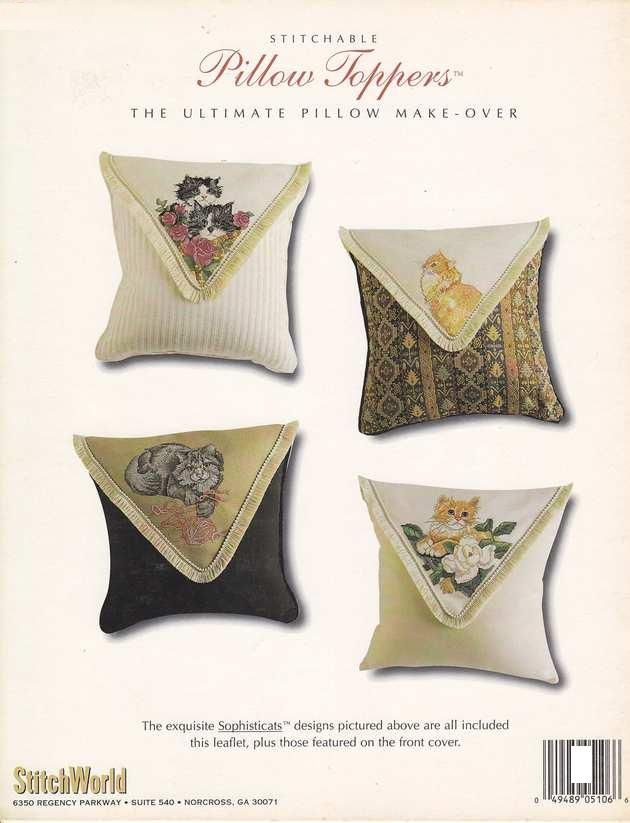 Use my smaller needlepoint projects