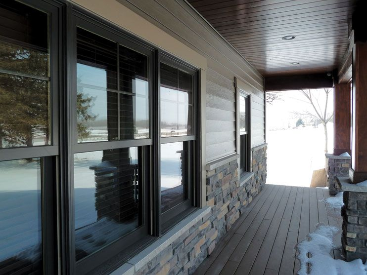 Best Find Entex Pvc Coated Steel Siding From Edco Products 640 x 480