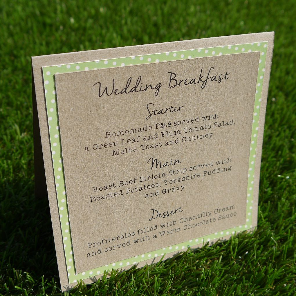 A fun bunting themed wedding invitation and stationery set designed ...