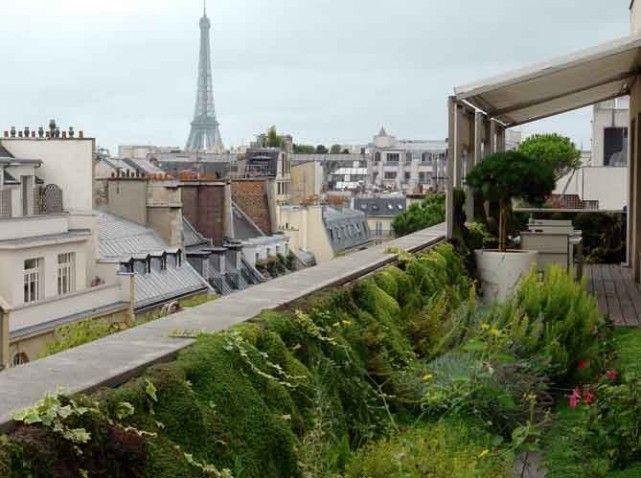Tous nos conseils pour vivre dehors miel de ville jardins vivre dehors et decoration - Immeuble vegetal ...
