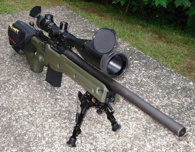 Remington 700 SPS w/ AICS stock | Gunz | Remington 700, Guns