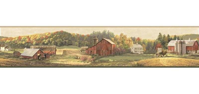Brewster Home Fashions Echo Lake Lodge Winder Luther's