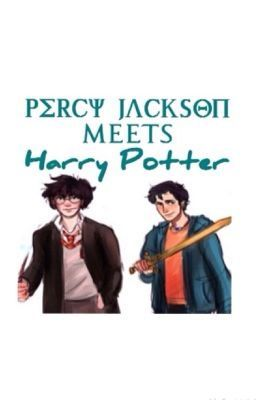 Percy Jackson Meets Harry Potter | fanfic in 2019 | Percy