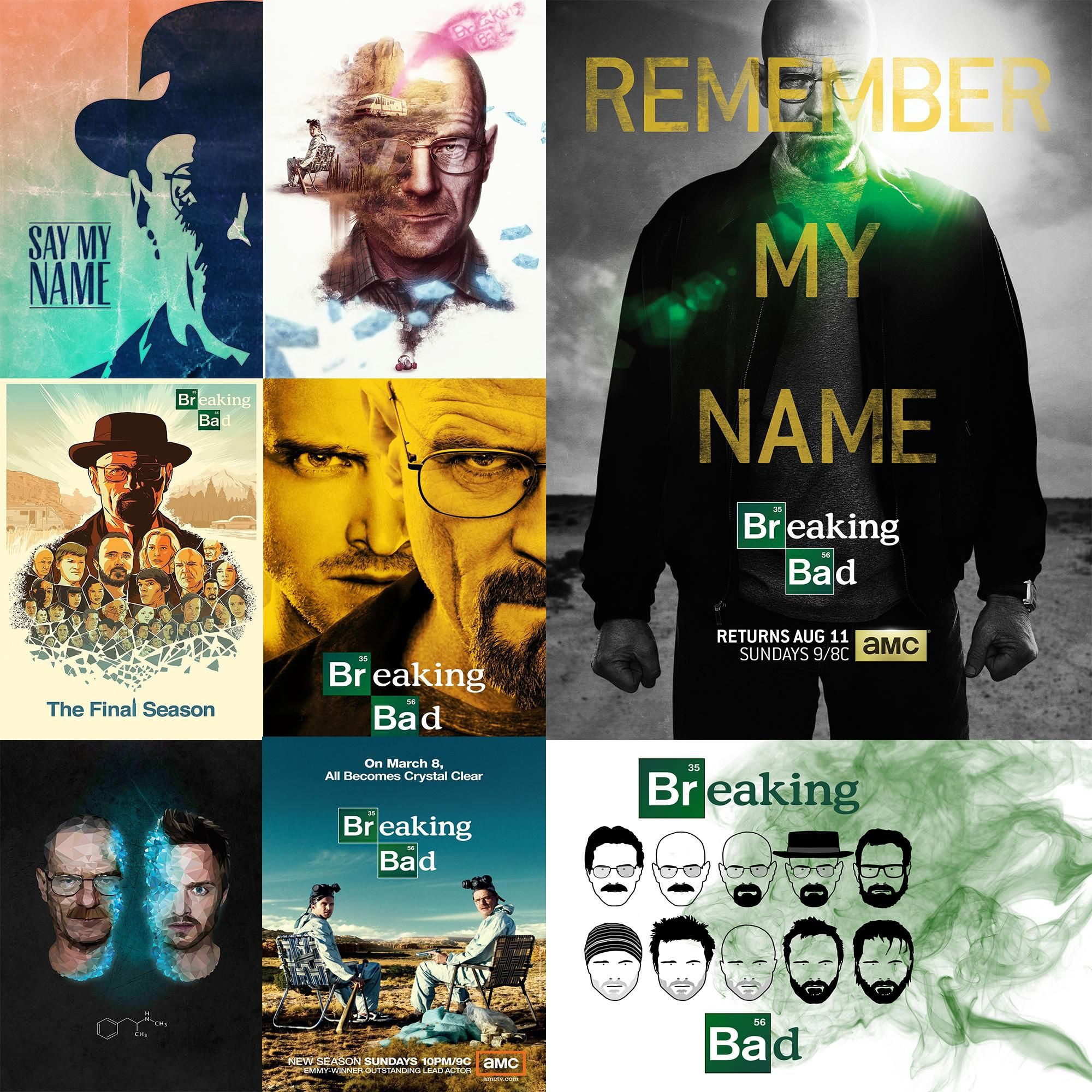 Visit to buy breaking bad posters clear image wall stickers home visit to buy breaking bad posters clear image wall stickers home decoration white coated amipublicfo Choice Image