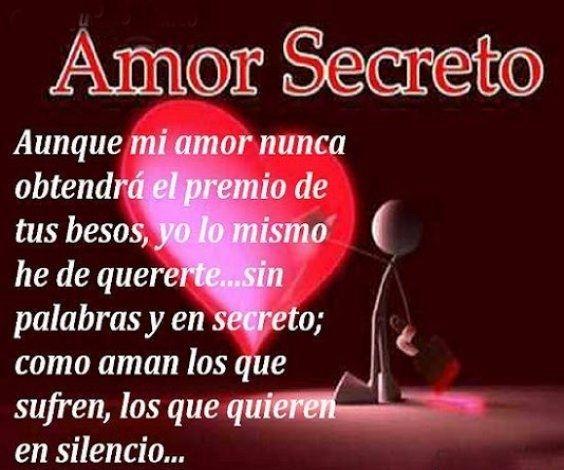 Imagenes De Amor Secreto Hilario Pinterest Quotes