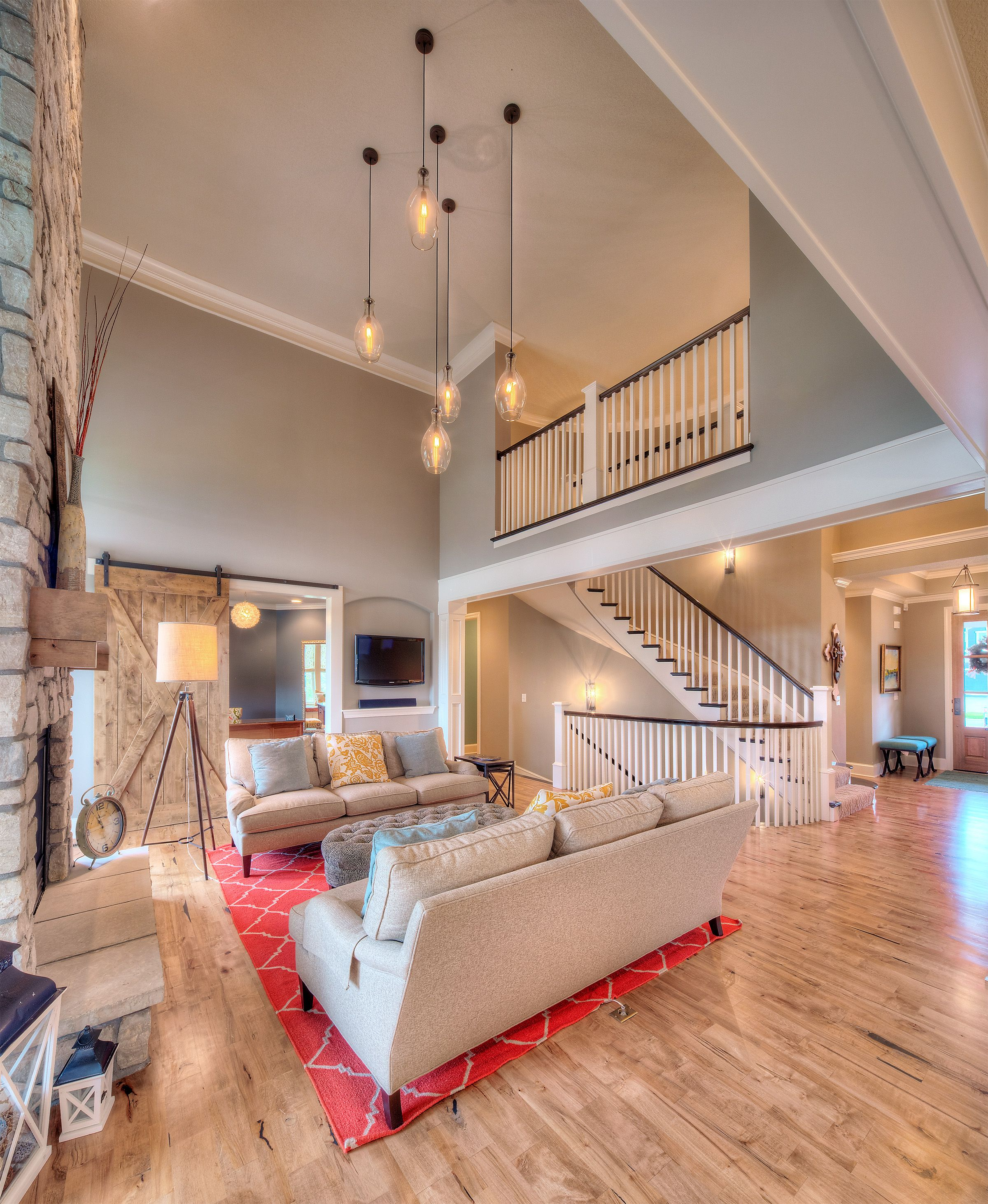 hearthrrom hardwood floors pendant lighting second floor the cottonwood iii is a floor plan designed exclusively for starr homes and our locations in the kansas city ks area