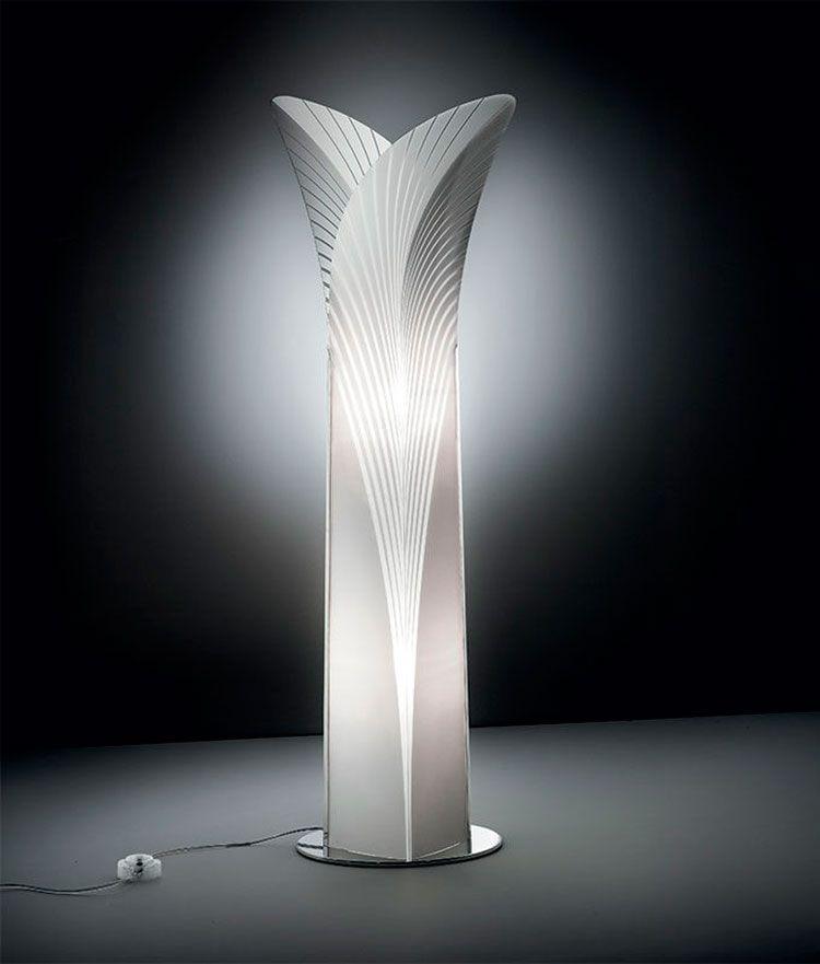 50 Lampade da Terra Moderne con Design Originale
