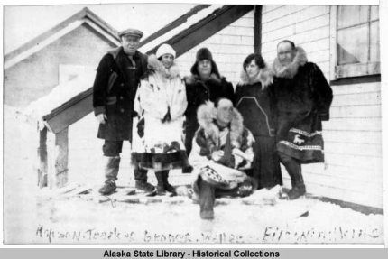 When Alaska bush pilot legends brought the movies to Barrow