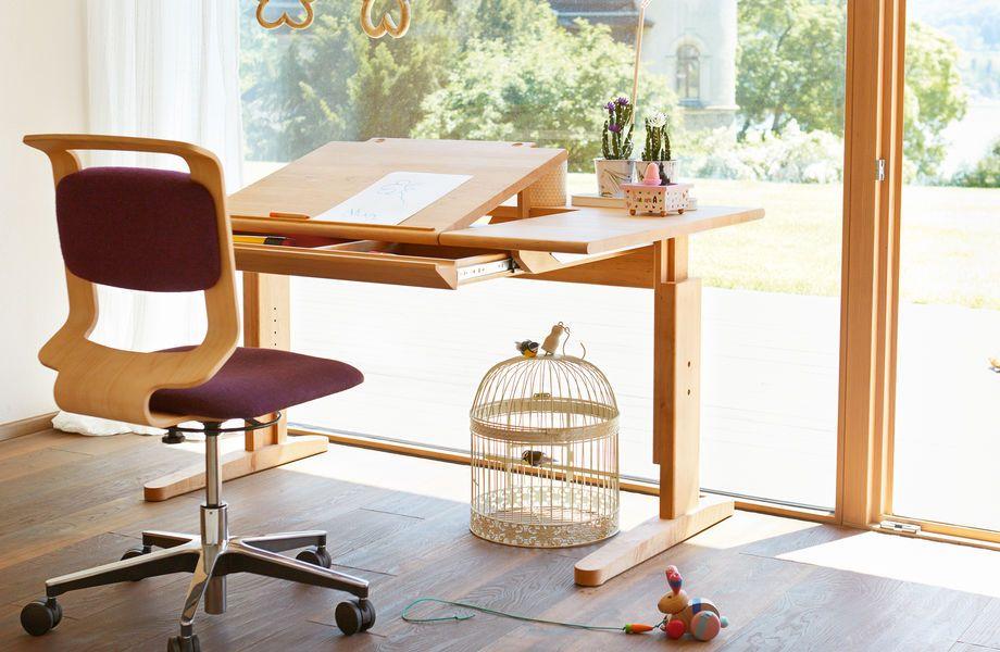 Mobile schreibtisch und drehstuhl kinderzimmer e l for Mobel schreibtisch