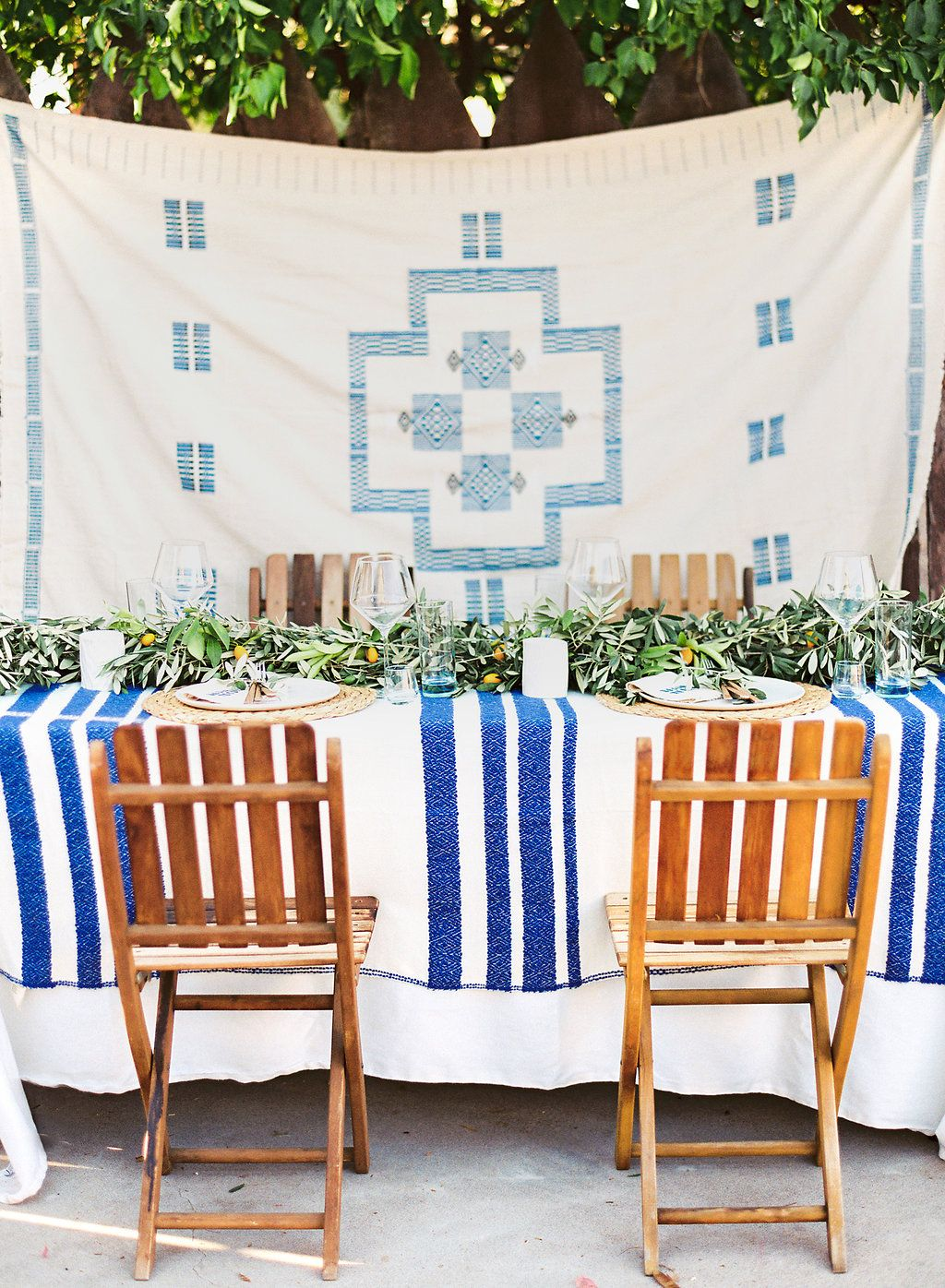 Annual Dinner Party Part - 44: Gone Greek Dinner Party With Lauren Kelp