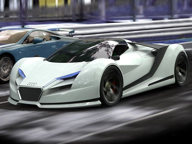 Audi may have ditched plans for a R10 supercar, but that hasn't ...