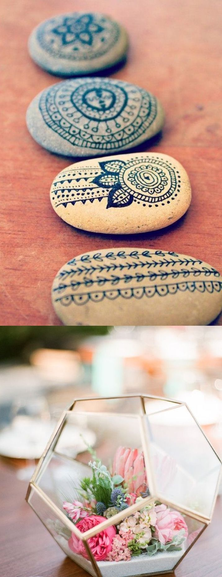 Things to Do When You Need to Relax | From zen stones, adult coloring books, succulent gardens, zen ideas to help you feel relaxed and calm