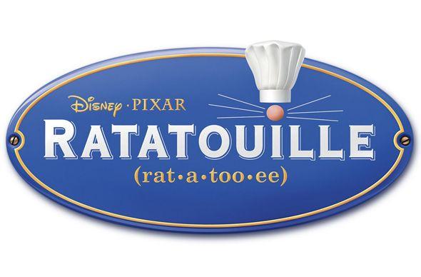 Logo Ratatouille | Logorama | Ratatouille movie, Ratatouille
