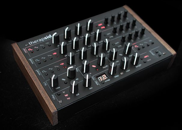 therapsid mkii synths gear drum machine launchpad music drums. Black Bedroom Furniture Sets. Home Design Ideas