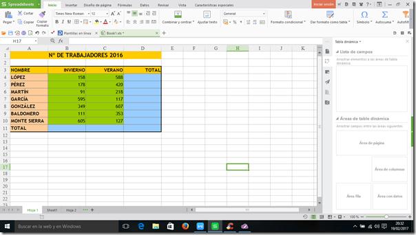 Word Y Excel Ejercicio De Fórmula Simple Y La Función Suma Equipo De Computo Computacion Informática