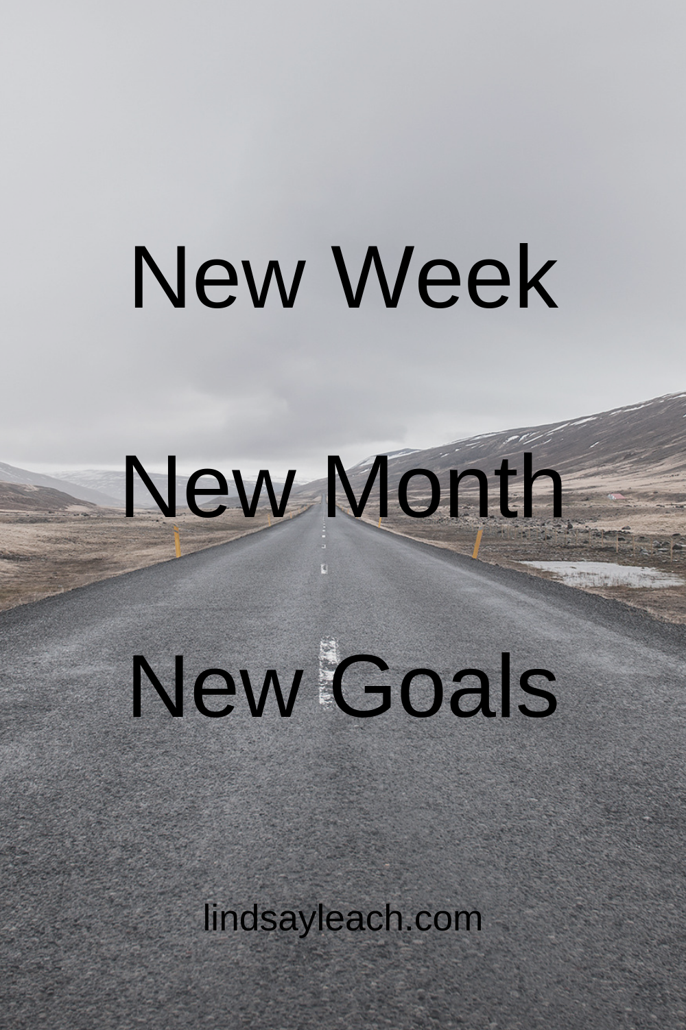 New Week, New Month, New Goals New month quotes, New