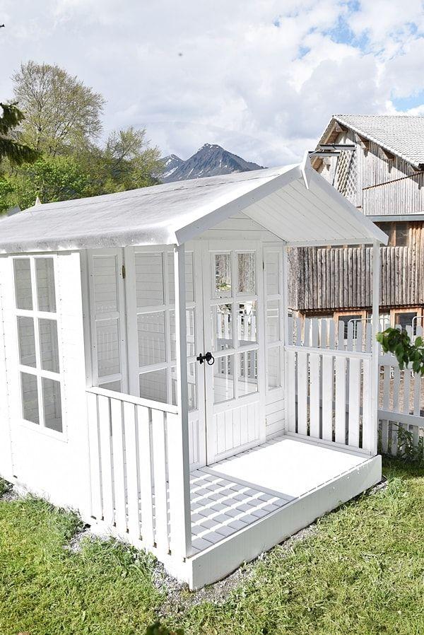 Wir bauen unser Shabby Gartenhaus Gartenhaus, Gartenhaus