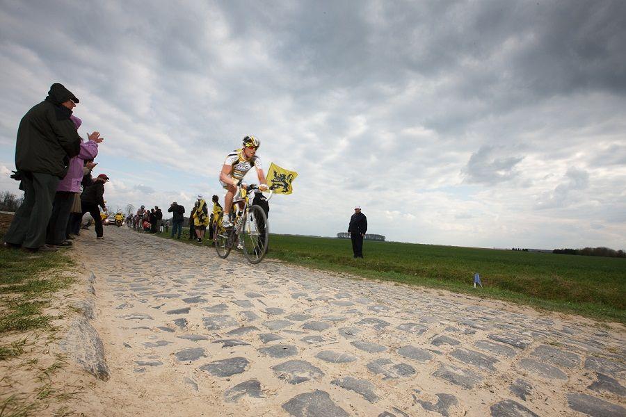 Paris-Roubaix 2012 #ParisRoubaix