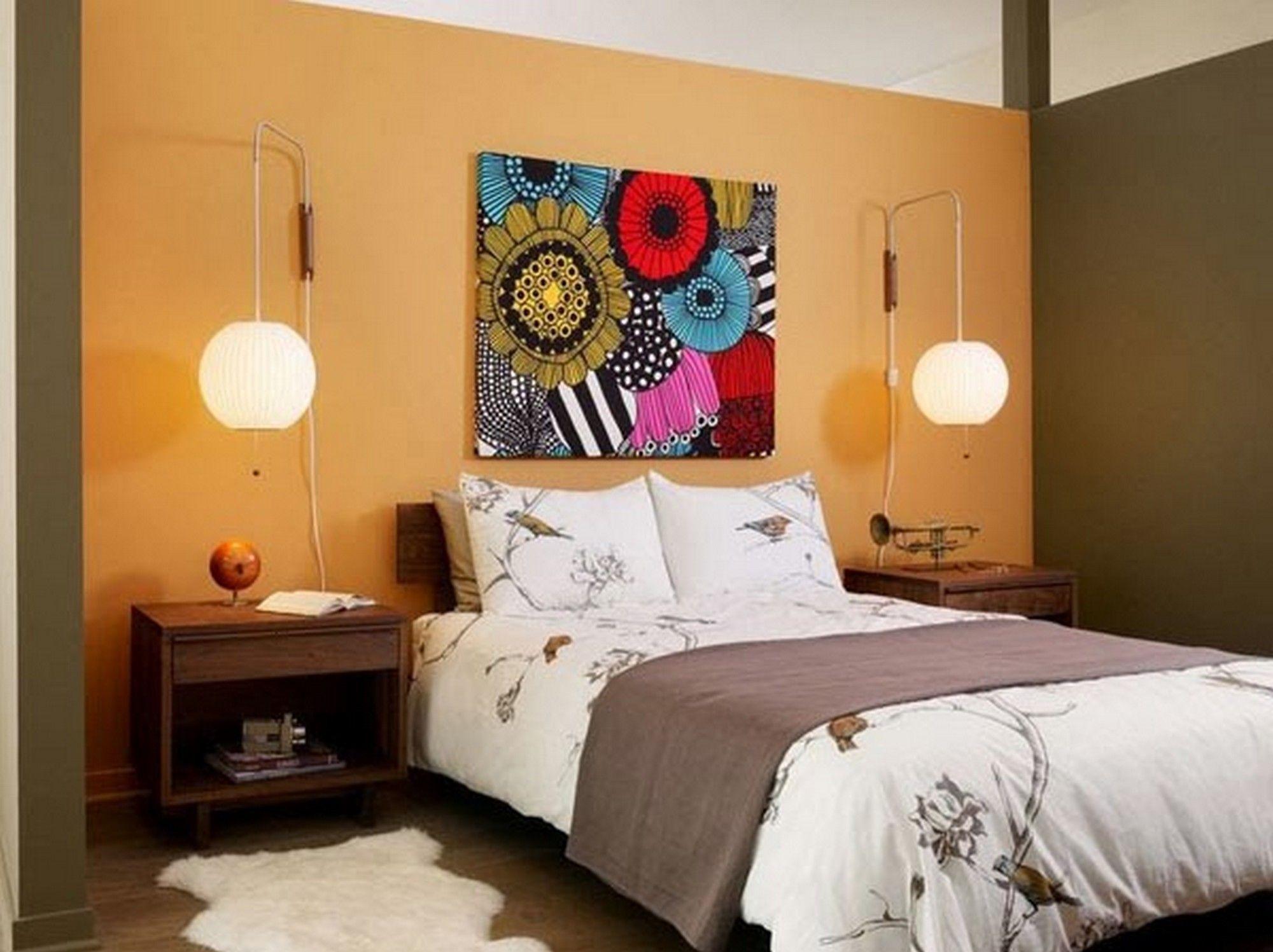 Innenarchitektur von schlafzimmermöbeln wand farbe ideen für kleine schlafzimmer schlafzimmer