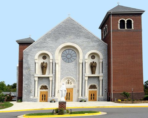 St Raymond Of Penafort Roman Catholic Church
