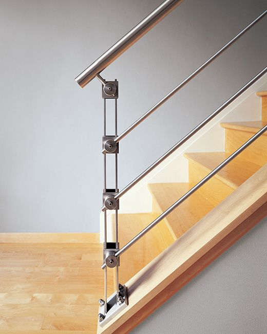 Stair Designs Railings Jam Stairs Amp Railing Designs: Stainless Steel Railing On