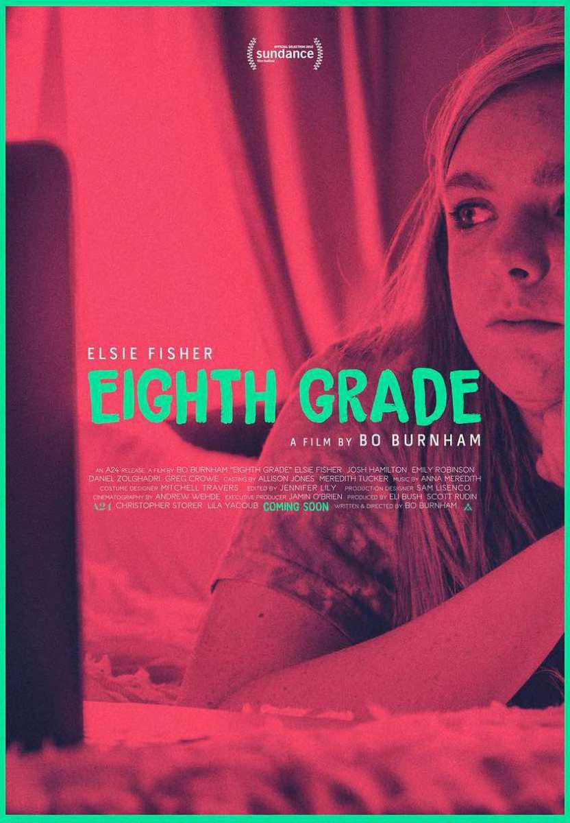 Film Review Eighth Grade 2018 Bo Burnham Eighth Grade Burnham
