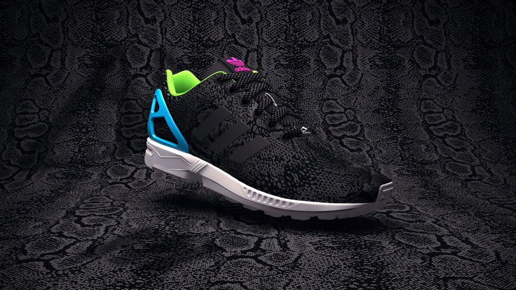 289b2d81c1233 Future Deluxe on Behance. Future Deluxe on Behance Adidas Zx Flux ...