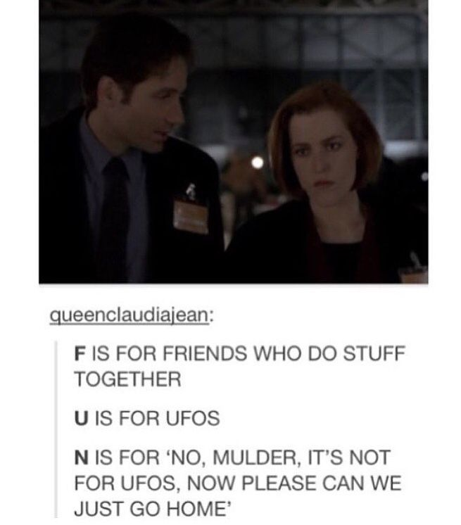 Mulder S Memes And Other X File Nonsense Mulder S Memes Part Two X Files Funny X Files Mulder