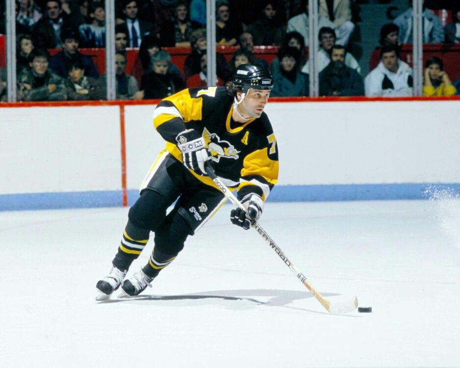 Paul Coffey   Pittsburgh Penguins   NHL   Hockey