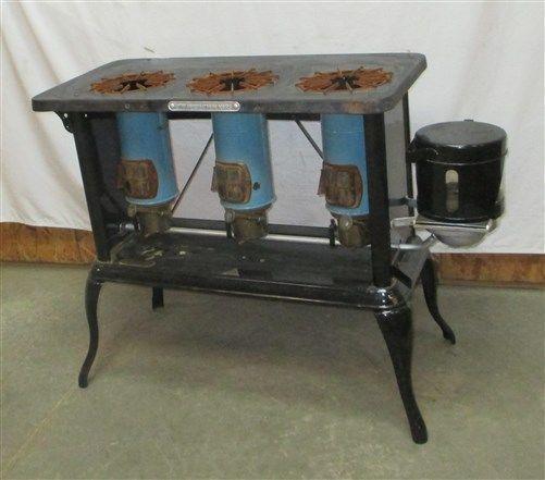 New Perfection No 33 Oil Kerosene Stove Range Amish Cook