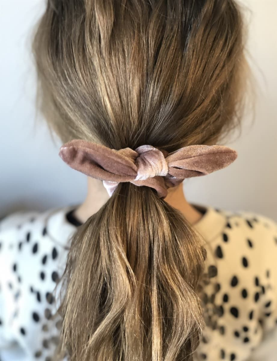 Perfect Boho Stretch Bracelets Scrunchie Hairstyles Hair Ribbons Vintage Hairstyles